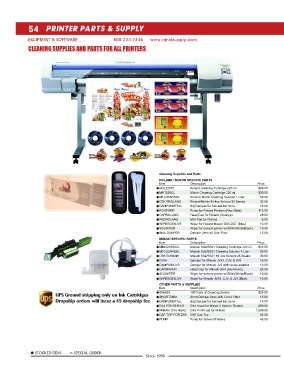 Page 54 - 2019 SIGN SUPPLY CATALOG WEB