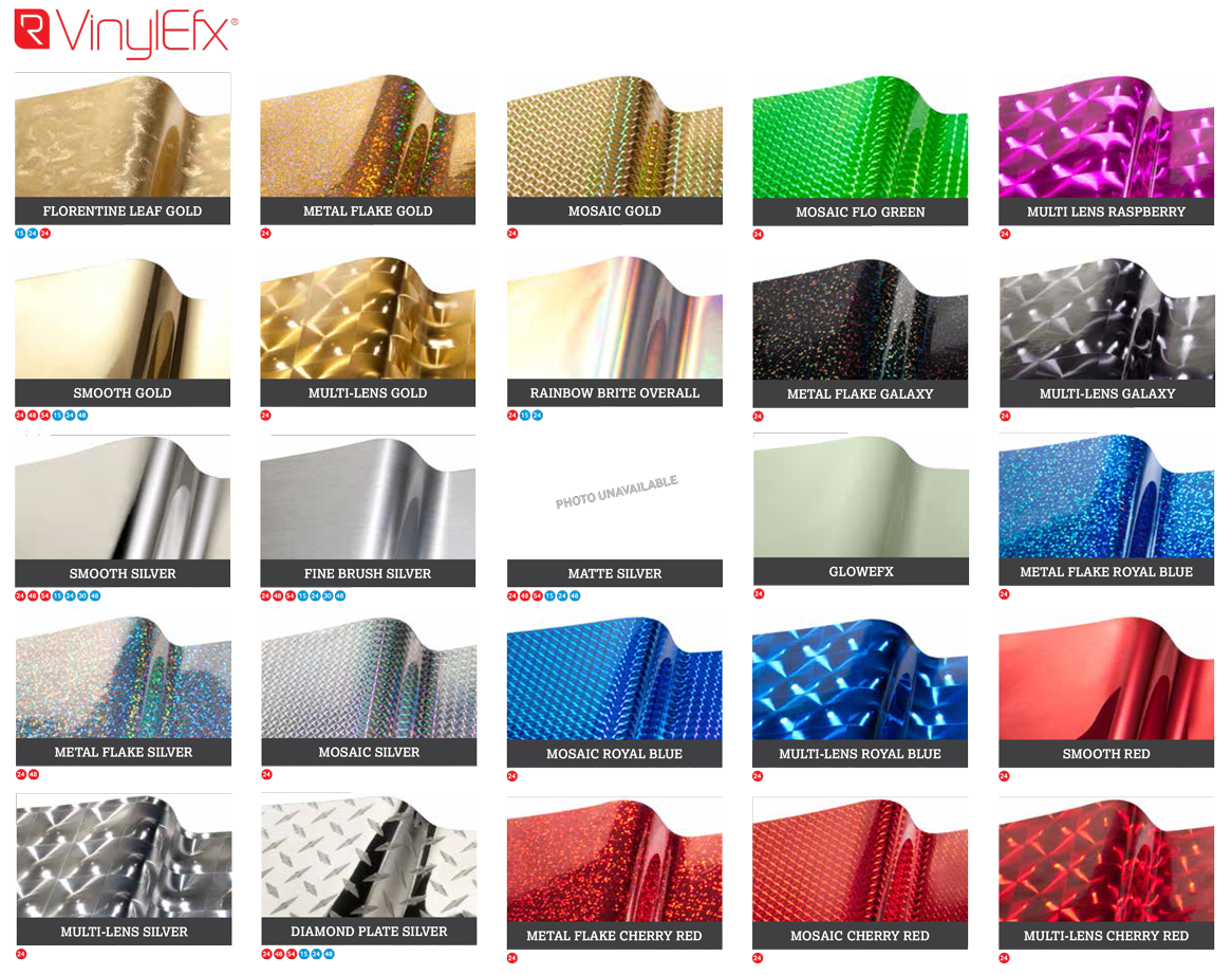 Vinyl Efx Decorative Series