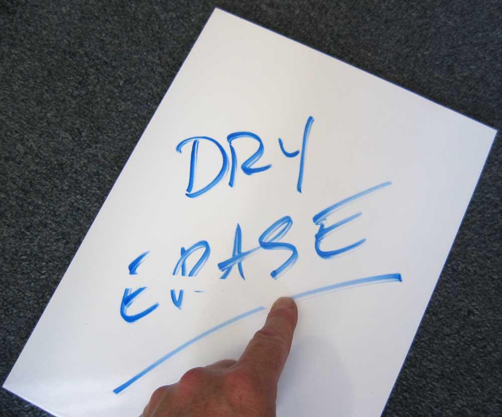 Dry Erase Laminate