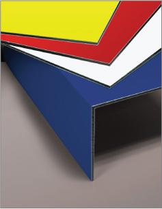 4 X 8 3mm Color Polymetal