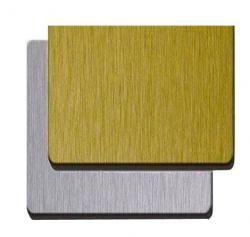 4 X 8 3mm Silver Gold Polymetal