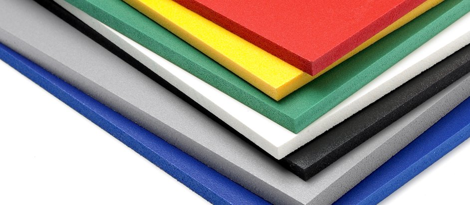 6mm Colors Pvc Sheets