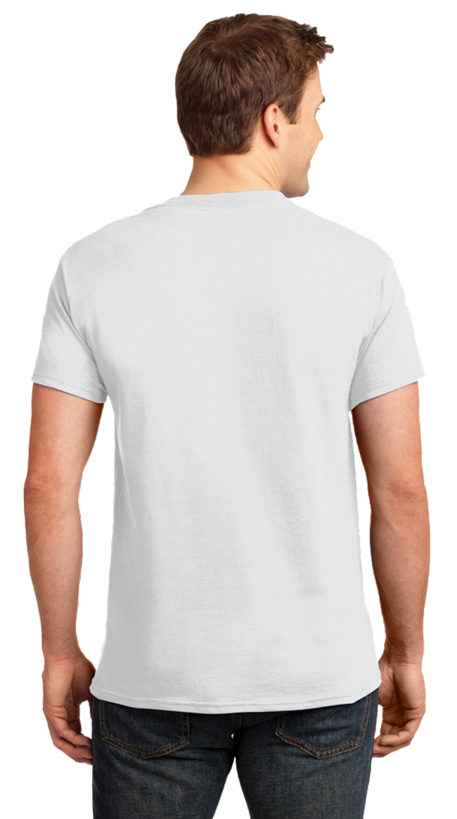Gildan 2000 T Shirts White
